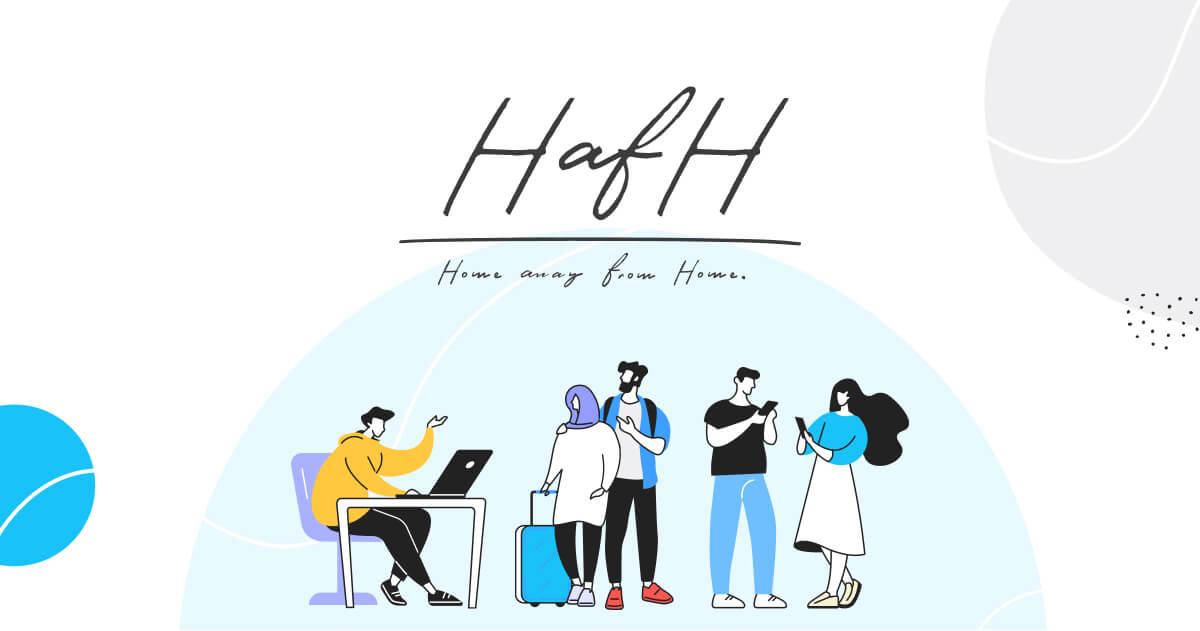 HafH(ハフ)- 便利でお得な旅のサブスク
